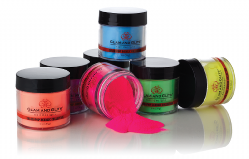 Glam & Glits Colour Pop Acrylic Complete Collection 48 Colours
